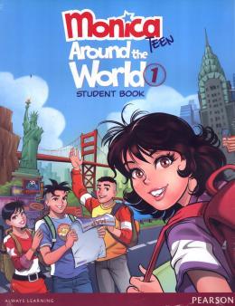 MONICA TEEN: AROUND THE WORLD - STUDENT BOOK - LEVEL 1 - PACK