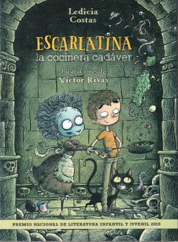 ESCARLATINA, LA COCINERA CADAVER