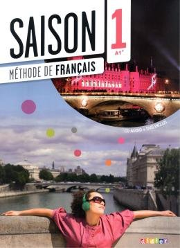 SAISON 1 LIVRE D´ELEVE + CD AUDIO + DVD (A1+)