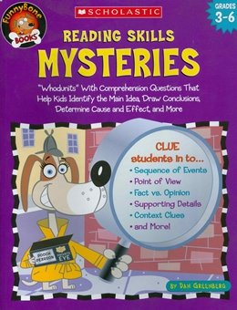 READING SKILLS - MYSTERIES