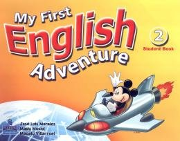 MY FIRST ENGLISH ADVENTURE 2 SB - 1ST ED