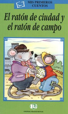 RATON DE CIUDAD Y EL RATON DE CAMPO, EL + CD AUDIO