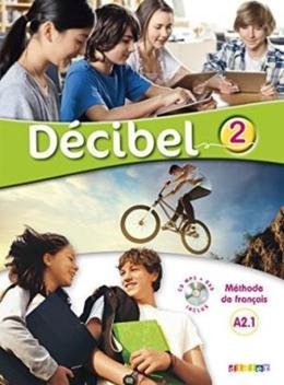 DECIBEL 2 LIVRE + CD MP3 + DVD (A2.1)