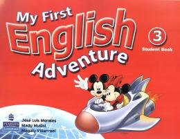 MY FIRST ENGLISH ADVENTURE 3 SB - 1ST ED