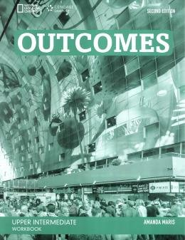 OUTCOMES UPPER INTERMEDIATE WB WITH AUDIO-CD - 2ND ED