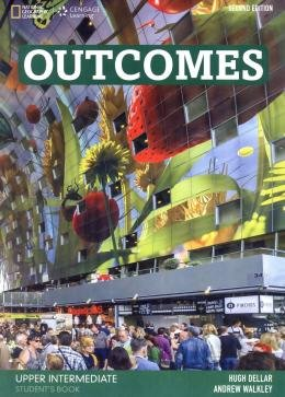 OUTCOMES UPPER INTERMEDIATE SB WITH ACCESS CODE AND CLASS DVD - 2ND ED