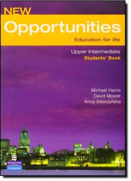 NEW OPPORTUNITIES UPPER INTERMEDIATE STUDENTS BOOK