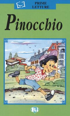 PINOCCHIO + CD AUDIO (ITALIANO)
