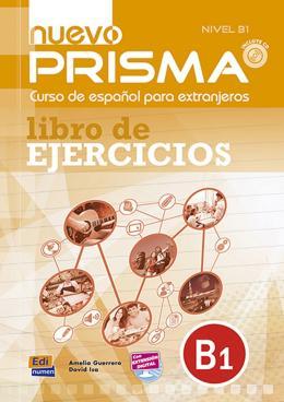 NUEVO PRISMA B1 - LIBRO DE EJERCICIOS + CD