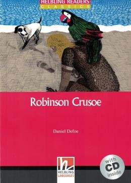 ROBINSON CRUSOE - WITH CD