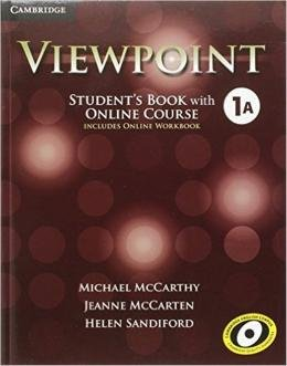 VIEWPOINT 1A SB WITH ONLINE COURSE AND ONLINE WB - 1ST ED