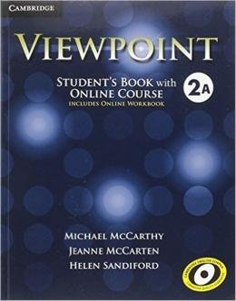 VIEWPOINT 2A WB WITH ONLINE COURSE AND ONLINE WB - 1ST ED