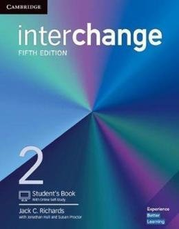 INTERCHANGE 2 SB WITH ONLINE SELF-STUDY - 5TH ED