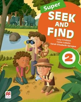 SUPER SEEK AND FIND 2 SB AND DIGITAL PACK - 2ND ED