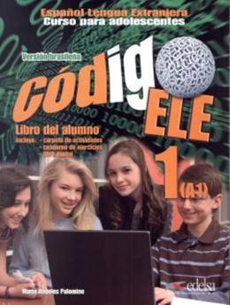 CODIGO ELE 1 - LIBRO DEL ALUMNO + LIBRO DE EJERCICIOS - VERSION BRASIL