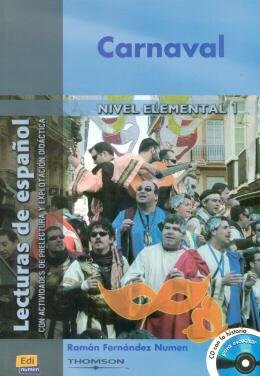 CARNAVAL CON CD AUDIO NIVEL ELEMENTAL 1
