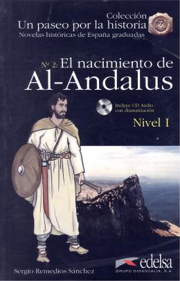 NACIMIENTO DE AL-ANDALUS, EL + CD AUDIO - NIVEL 1