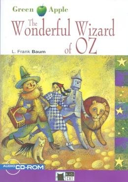 WONDERFUL WIZARD OF OZ, THE - WITH AUDIO CD-ROM