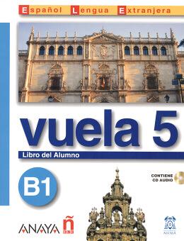 VUELA 5 LIBRO DEL ALUMNO CON CD