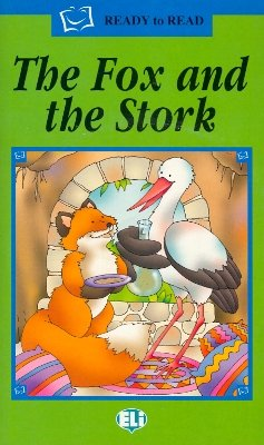 FOX AND THE STORK, THE + CD AUDIO