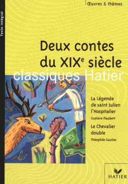 DEUX CONTES DU XIX SIECLE