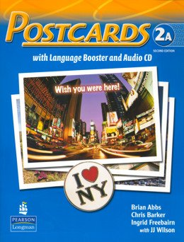 POSTCARDS 2A SPLIT PACK BRASIL (SB/CD/LANG.BOOSTER/READER) 2ND EDITION