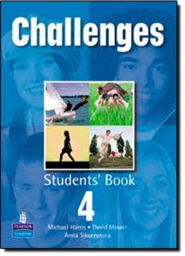 CHALLENGES LEVEL 4 STUDENT BOOK