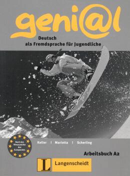 GENIAL A2 - ARBEITSBUCH MIT AUDIO CD (L. DE EXERCICIOS C/ CD-ROM)