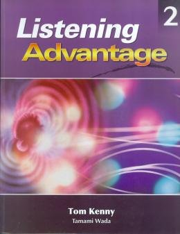 LISTENING ADVANTAGE 2 SB WITH CD