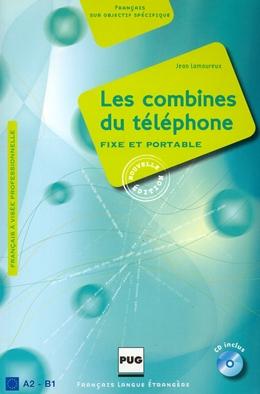 COMBINES DU TELEPHONE- LIVRE DE L´ELEVE + CD AUDIO
