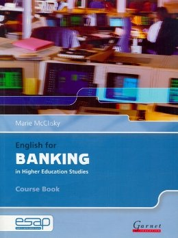 ENGLISH FOR BANKING  SB WITH CD