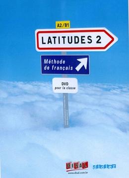 LATITUDES 2 - DVD - NACIONAL