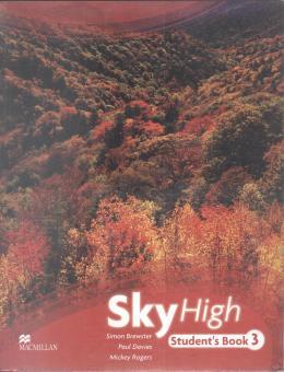 SKY HIGH 3 AUDIO CD
