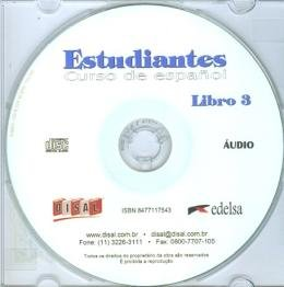 ESTUDIANTES 3 CD AUDIO (1) NACIONAL