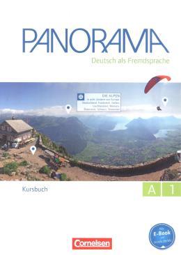 PANORAMA A1 KURSBUCH MIT INTERAKTIVEN UBUNGEN
