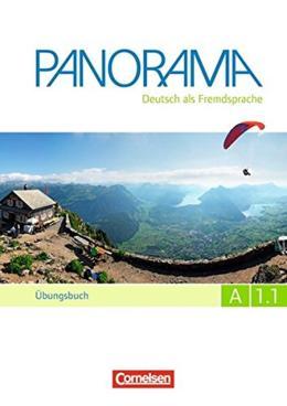 PANORAMA A1.1 UBUNGSBUCH DAF MIT AUDIO CD