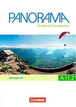 PANORAMA A1.2 UBUNGSBUCH DAF MIT AUDIO CD