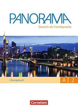 PANORAMA A2 UBUNGSBUCH DAF MIT AUDIO CD