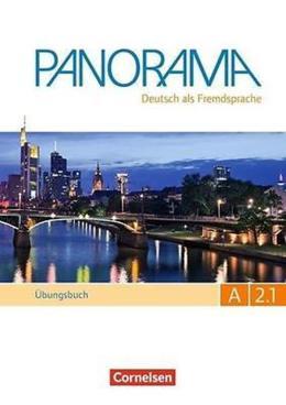 PANORAMA A2.2 UBUNGSBUCH DAF MIT AUDIO CD