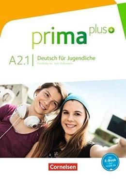PRIMA PLUS A2.1 SCHULERBUCH