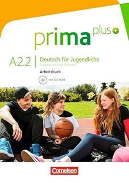 PRIMA PLUS A2.2 ARBEITSBUCH MIT CD-ROM