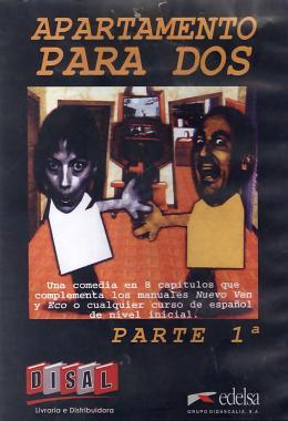 APARTAMENTO PARA DOS 1 - DVD (NACIONAL)