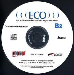 ECO B2 - CD AUDIO (L. DE REFUERZO) (1) NACIONAL