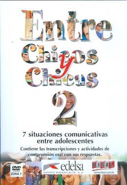 ENTRE CHICOS Y CHICAS - DVD 2 NACIONAL