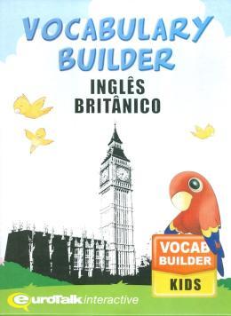 VOCABULARY BUILDER - INGLES BRITANICO