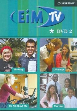 ENGLISH IN MIND 2 DVD WITH ACTIVITY BOOKLET - 1ST ED
