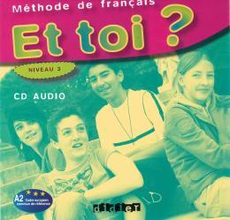 ET TOI 3? (A2) -  CD CLASSE (1) - IMPORTADO