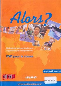 ALORS? A2 - DVD - NACIONAL