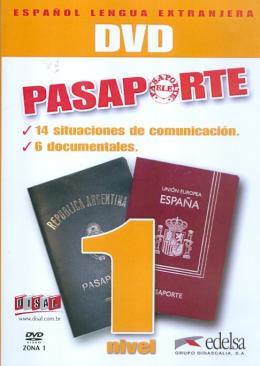 PASAPORTE 1 - DVD - NACIONAL A1