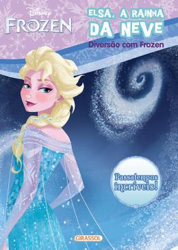 DISNEY FROZEN - DIVERSAO COM ELSA, A RAINHA DA NEVE